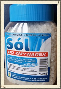 Sól do zmywarek - 1300g