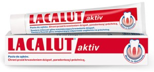 LACALUT ACTIV pasta do zębów - 75 ml