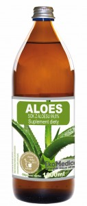 Aloes sok 99.8% EkaMedica - 1000ml