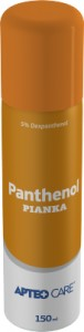 Panthenol pianka - 150ml