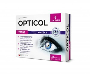 Opticol Total tabletki - 30szt COLFARM