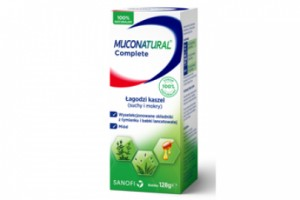 Muconatural Complete syrop żel - 128g