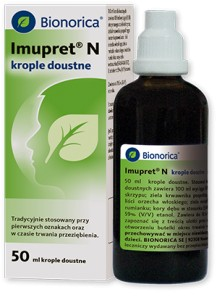 Imupret N krople doustne - 50ml